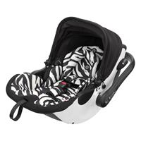 Kiddy Evo-Luna i-Size | Babyschale mit flacher Liegeposition auch im Auto