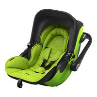 Kiddy Babyschale Evo-Luna i-Size inkl. Isofix Base 2 Design 2017 Lime Green