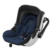 Kiddy Babyschale Evo-Luna i-Size inkl. Isofix Base 2 Design 2017 Night Blue