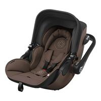 Kiddy Babyschale Evo-Luna i-Size inkl. Isofix Base 2 Design 2017 Nougart Brown
