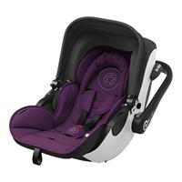 Kiddy Babyschale Evo-Luna i-Size inkl. Isofix Base 2 Design 2017 Royal Purple