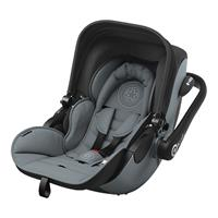 Kiddy Babyschale Evo-Luna i-Size inkl. Isofix Base 2 Design 2017 Steel Grey