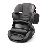 Kiddy Kindersitz Guardianfix 3 Grey Melange Hot Red
