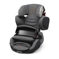 Kiddy Kindersitz Guardianfix 3 Grey Melange Safe Orange