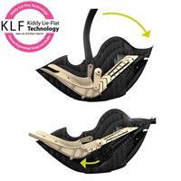 Kiddy Evo-Luna i-Size | Patentierte Lie-Flat Technologie