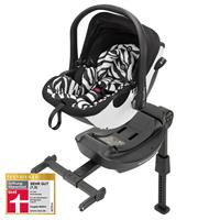 Kiddy Babyschale Evo-Luna i-Size inkl. Isofix Base 2 Design 2016