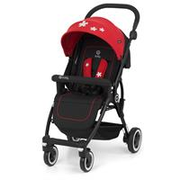 Kiddy Kinderwagen Urban Star 1 Chili Red