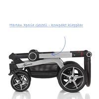 kinderwagen hartan xperia kompakt zusammenklappbar Ansichtsdetail 03