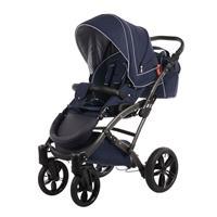 knorr baby Voletto Emotion Kombikinderwagen mit Tragewanne Night Blue 4250341314090 Sportwagen mit W