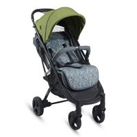knorr baby Buggy X Easy Fold Note Green