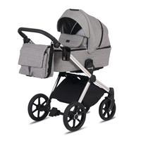 knorr baby Kombikinderwagen Life+ 2.0 Silver Edition