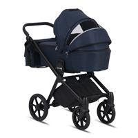 knorr baby Kombikinderwagen Life+ 2.0 Black Edition