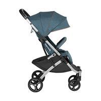 Knorr baby Sportwagen X-Easy Fold Melange Jeans Blau