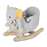 Knorrtoys Rocking Animal Elephant Nele with Sound