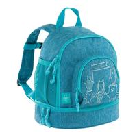 Lässig 4Kids Mini Backpack About Friends melange blue