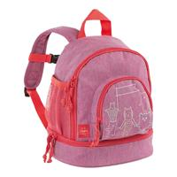 Lässig 4Kids Mini Backpack About Friends melange pink