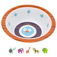 Lässig 4Kids Schüssel Dish Bowl Melamine Wildlife