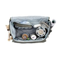 Lässig Casual All-a-round Tasche Grey