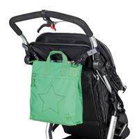 laessig fashion buggy bag LBB15075 wickeltasche am buggy Detailansicht 01
