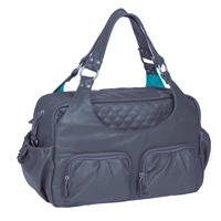 Lässig Diaper Bag Tender Multi Pocket Bag - Steel