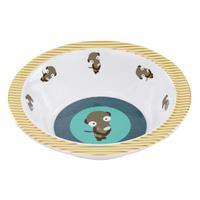 Lässig Dish Bowl Melamine/Silicone Wildlife Meerkat