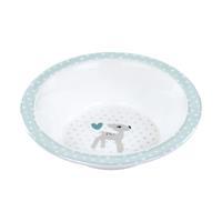 Lässig Schüssel Dish Bowl Melamine/Silicone Lela light mint
