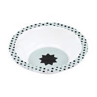 Lässig Schüssel Dish Bowl Melamine/Silicone Little Chums Dog