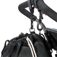 Lässig Turnbeutel Tyve String Bag Black