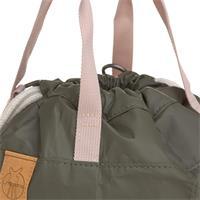 Lässig Turnbeutel Tyve String Bag Olive