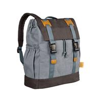 laessig vintage little onle and me backpack grey LBP204 Hauptbild