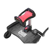 Lascal Sattel für BuggyBoard Maxi Rot