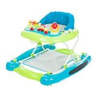 Fillikid walker with swinging function turquoise / green