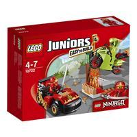Lego Juniors Ninjago Schlangenduell 10722