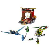Lego Juniors Ninjago Verlorener Tempel 10725 Detaillierte Ansicht 02