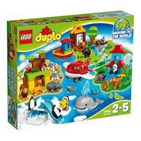 Lego Duplo Einmal um die Welt 10805
