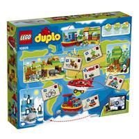 Lego Duplo Einmal um die Welt 10805 Detailansicht 01