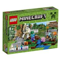 Lego Minecraft Der Eisengolem 21123