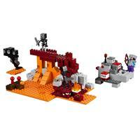 Lego Minecraft Der Wither 21126 Detaillierte Ansicht 02