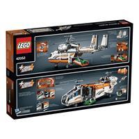 Lego Technic Schwerlasthubschrauber 42052 Detailansicht 01