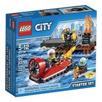 Lego City Feuerwehr Starter Set 60106