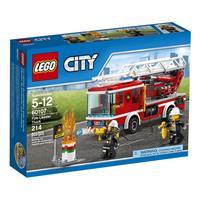 Lego City Feuerwehr Einsatzfahrzeug 60111