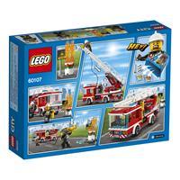 Lego City Feuerwehr Einsatzfahrzeug 60111 Detailansicht 01