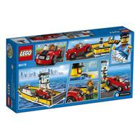 Lego City Fähre 60119 Detailansicht 01