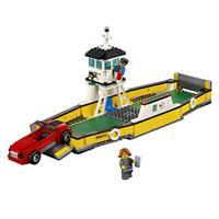Lego City Fähre 60119 Detaillierte Ansicht 02