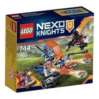 Lego Nexo Knights Knighton Scheiben Werfer 70310