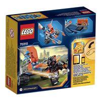 Lego Nexo Knights Knighton Scheiben Werfer 70310 Detailansicht 01