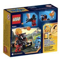 Lego Nexo Knights Chaos Katapult 70311 Detailansicht 01