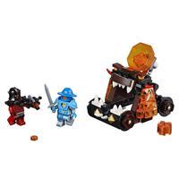 Lego Nexo Knights Chaos Katapult 70311 Detaillierte Ansicht 02