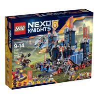 Lego Nexo Knights Fortrex Die rollende Festung 70317