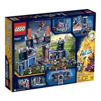 Lego Nexo Knights Fortrex Die rollende Festung 703 Detailansicht 01
